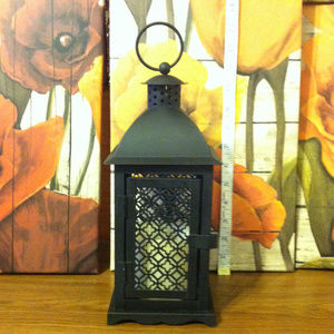 Other - Decorative Lantern with Flameless led candle